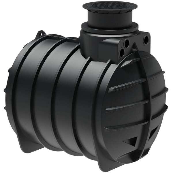 AQa.Line Zisterne 4450 L inkl. Abdeckung