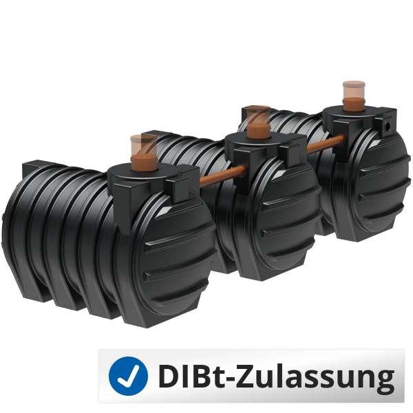 AQa.Line Senkgrube 9000 L (Sammelgrube mit DIBt-Zulassung) – grundwasserstabil