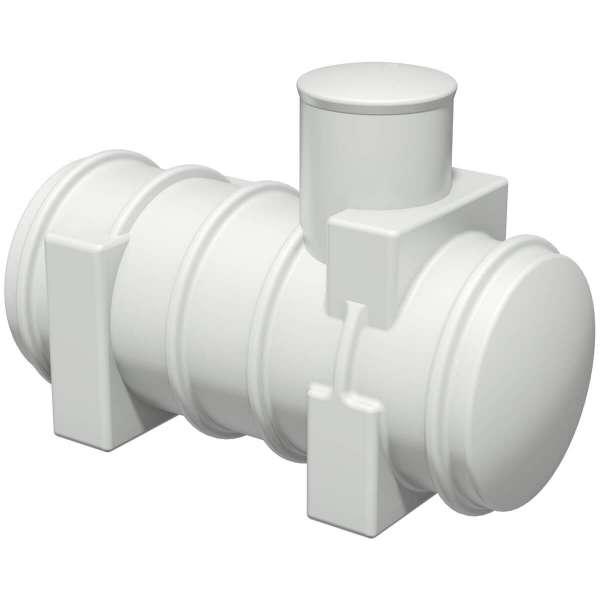 AQa.Line Trinkwasserspeicher 1000L inkl. Abdeckung