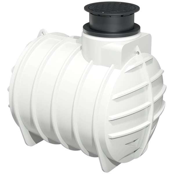 AQa.Line Trinkwasserspeicher 4450L inkl. Abdeckung