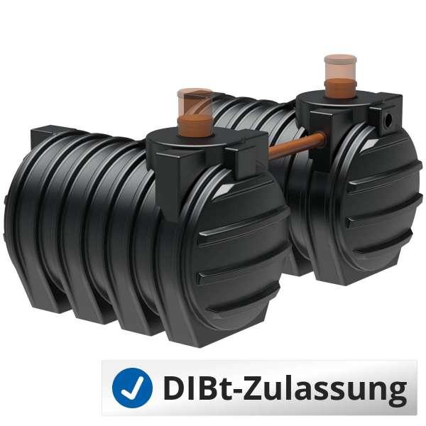 AQa.Line Senkgrube 6000 L (Sammelgrube mit DIBt-Zulassung) – grundwasserstabil
