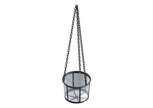 Grobschmutz-Filterkorb mit Kunststoffkette