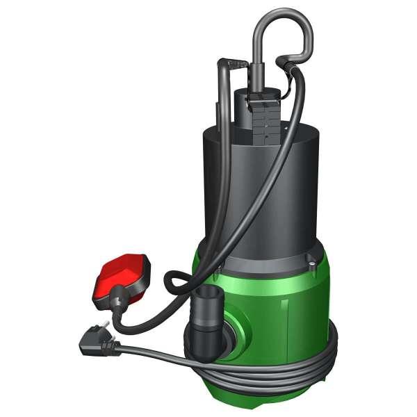 Schmutzwasserpumpe TPV 200 A mit Schwimmschalter
