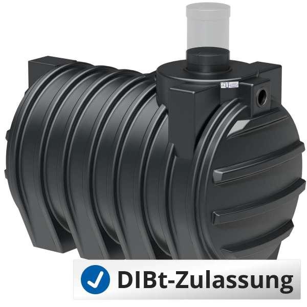 AQa.Line Senkgrube 3000 L (Sammelgrube mit DIBt-Zulassung) – grundwasserstabil